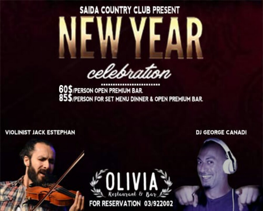 New Year Countryclub